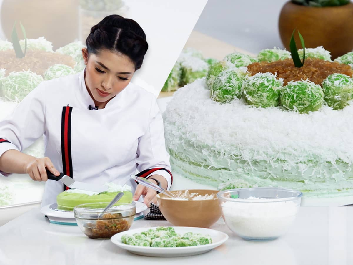 You are currently viewing Inovasi Cake Klepon ala Chef Laura